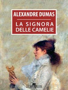 La signora delle camelie Copertina del libro