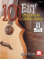 101 Easy Fingerstyle Guitar Solos