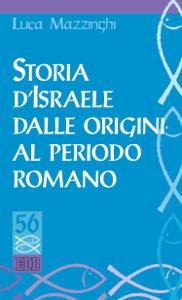 Storia d'Israele dalle origini al periodo romano Libro Cover
