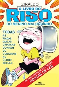 O Livro do Riso do Menino Maluquinho Book Cover