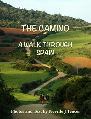 The Camino - Neville J Tencer book