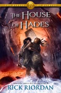 The Heroes of Olympus, Book Four: The House of Hades Book Cover