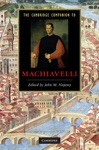 The Cambridge Companion To Machiavelli