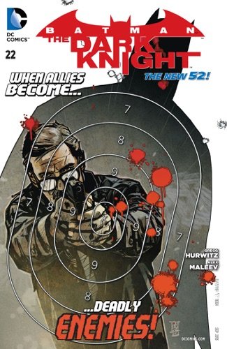 Gregg Hurwitz & Alex Maleev - Batman: The Dark Knight (2011- ) #22