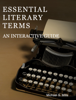 Michael S. Mills - Essential Literary Terms: An Interactive Guide  artwork