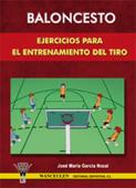 Baloncesto Ejercicios para el entrenamiento del tiro Book Cover