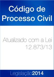 Código de processo civil 2014 Book Cover