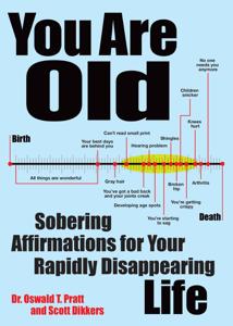 You Are Old Couverture de livre