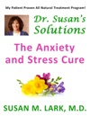 Dr Susans Solutions The Anxiety And Stress Cure