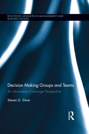 Decision Making Groups And Teams