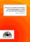 Droysens Grundriss Der Historik In Den Buchausgaben Von 1868 1875 Und 1882 Alle Paragraphen