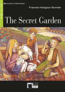 The Secret Garden Copertina del libro