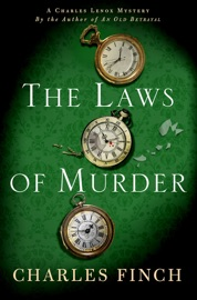 The Laws of Murder - Charles Finch