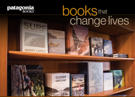 Books That Change Lives: A Sampling from Patagonia Books book
