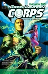 Green Lantern Corps Vol 4 Rebuild The New 52
