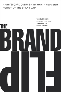 The Brand Flip Boekomslag