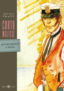 Corto Maltese - Appuntamento a Bahia Copertina del libro