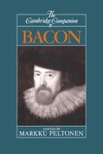 The Cambridge Companion To Bacon