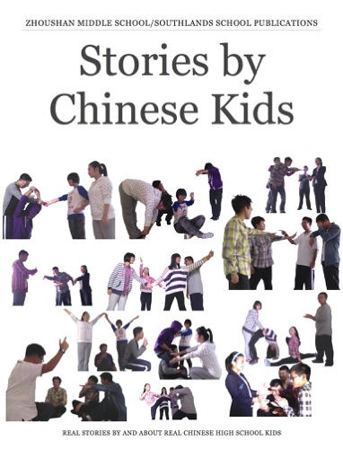 Stories by Chinese Kids Book