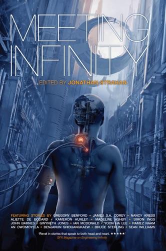 Jonathan Strahan, Gwyneth Jones, James S. A. Corey & Kameron Hurley - Meeting Infinity