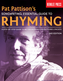 Pat Pattison's Songwriting: Essential Guide to Rhyming book
