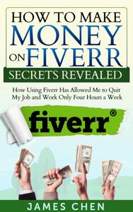 How to Make Money on Fiverr Secrets Revealed Copertina del libro