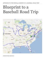 Blueprint to a Baseball Road Trip