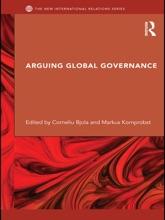 Arguing Global Governance
