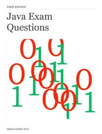 Java Exam Questions book