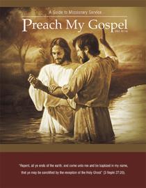 Preach My Gospel book