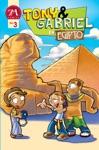 Tony  Gabriel En Egipto