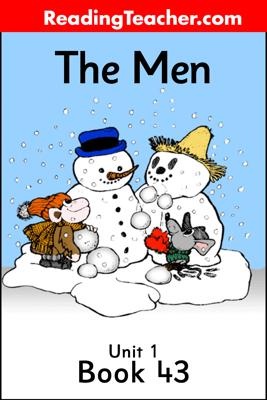 The Men - SWRL book