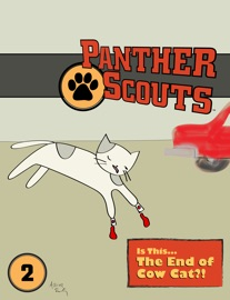 PANTHER SCOUTS #2: THE PAPER (CRANE) CHASE