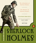 The New Annotated Sherlock Holmes: The Complete Short Stories: The Adventures of Sherlock Holmes and The Memoirs of Sherlock Holmes (Vol. 1)  (The Annotated Books)
