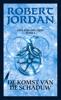 Robert Jordan - De komst van de schaduw kunstwerk