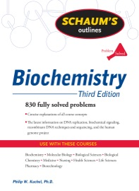 Schaum S Outline Of Biochemistry Third Edition