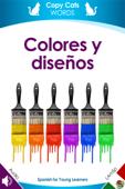 Colores y diseños (Latin American Spanish audio)