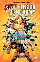 Supergirl & the Legion of Super Heroes: The Quest for Cosmic Boy
