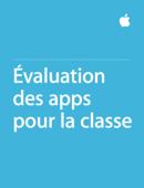 Évaluation des apps pour la classe