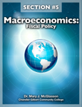 Macroeconomics: Fiscal Policy