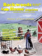 Backwoods Home Magazine #105 - May/June 2007
