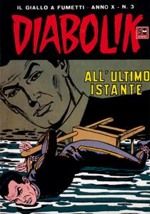 DIABOLIK (183) Libro Cover