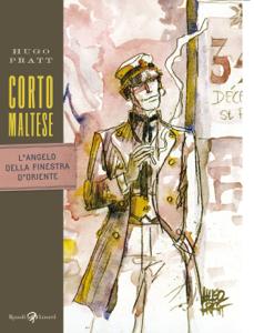 Corto Maltese - L'angelo della finestra d'Oriente Copertina del libro