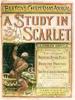 Arthur Conan Doyle - A Study of Scarlet ilustraciГіn