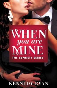 When You Are Mine Book Cover