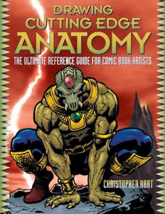 Drawing Cutting Edge Anatomy Libro Cover