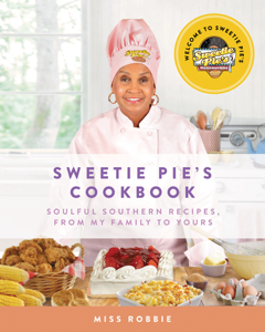 Sweetie Pie's Cookbook Book Cover