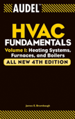 Audel HVAC Fundamentals, Volume 1