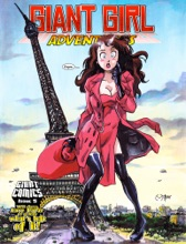 Giant Girl Adventures Issue 5