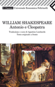 Antonio e Cleopatra Book Cover